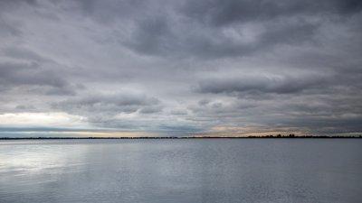 Beulakerwijde, het grootste meer in de Wieden in de kop van Overijssel.