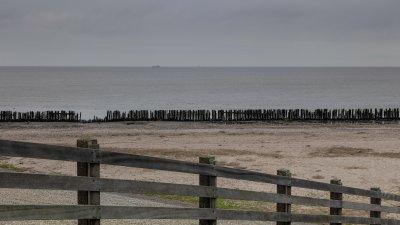 Waddenkust bij Paesens-Moddergat in het Noorden van Friesland.